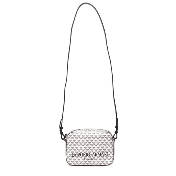 EMPORIO ARMANI SHOULDER BAG Y3B134YFG6E-84317 ICE