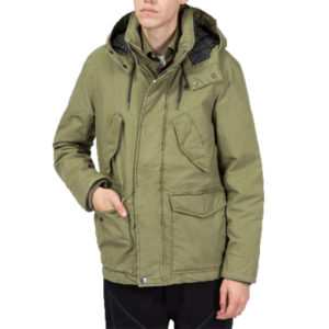 G-STAR VODAN PADDED JACKET D11258-9288-724-KHAKI
