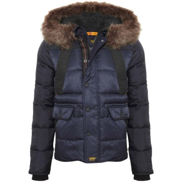 SUPERDRY CHINOOK JACKET M50013DR 11S-NAVY