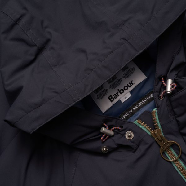 BARBOUR B.BEACON FELL JACKET MWB0659NY71-NAVY