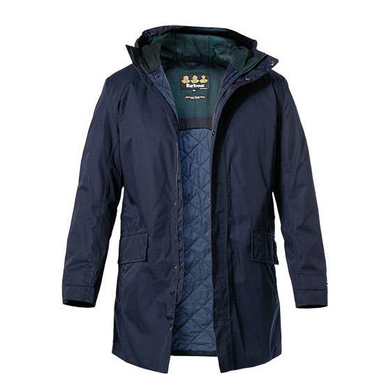 BARBOUR PERSHORE JACKET MWB0741NY71-NAVY