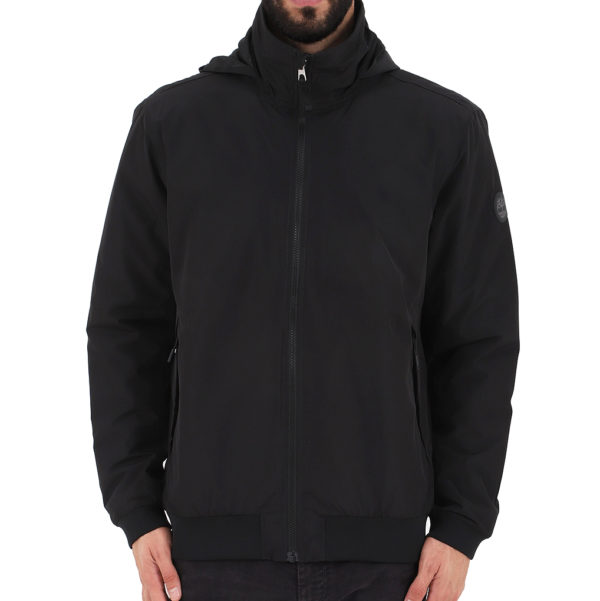 TIMBERLAND INSULATED BOMBER JACKET TB0A1WRF 001-BLACK