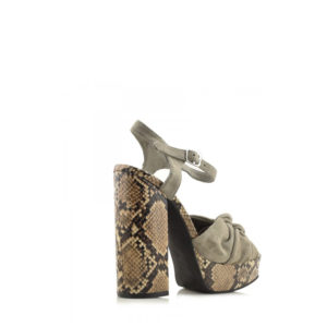 JEFFREY CAMPBELL JESSA SU PLATFORMS  0101002380 TAN