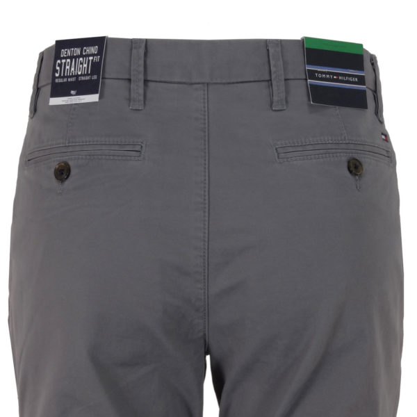 TOMMY HILFIGER DENTON CHINO STRAIGHT TWILL 0857899040 069-LIGHT GREY
