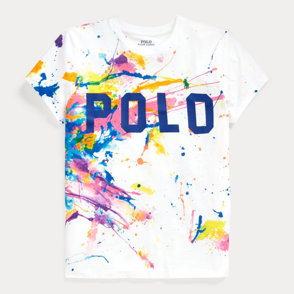 RALPH LAUREN T-SHIRT 211780289-001 MULTICOLOR