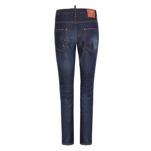 DSQUARED2 COOL GIRL CROPPED JEAN S75LA0918 S30342 470