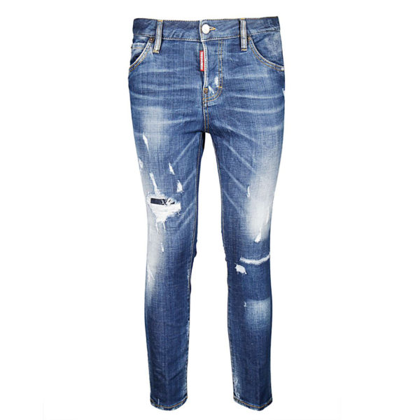 DSQUARED2 COOL GIRL CROPPED JEAN S75LB0035 S30342 470