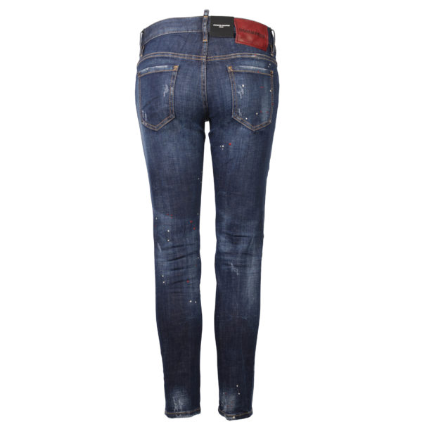 DSQUARED2 JENNIFER CROPPED JEAN S75LB0048 S30342 470