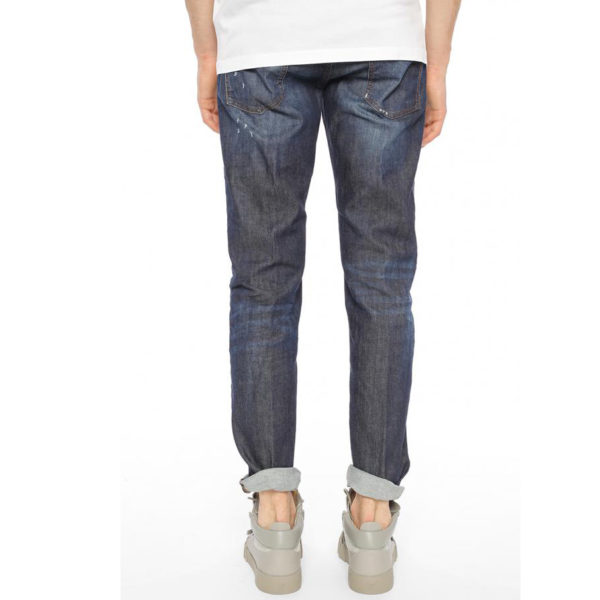 DSQUARED2 MAD DADDY JEAN S74LB0270 S30330 470