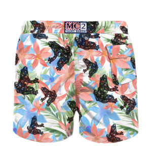 MC2 SWIM SHORTS GUSTAVIA VELVET DATY01-DATYA MULTICOLOR