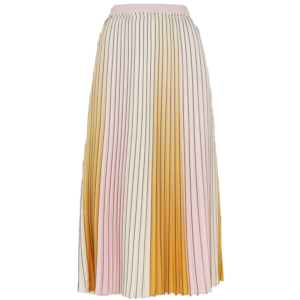 TED BAKER NOVIIA SKIRT 242382-YELLOW