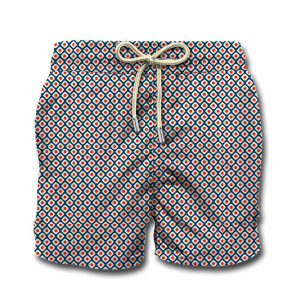 MC2 SWIM SHORTS LIG0003-RDEY61 MULTICOLOR