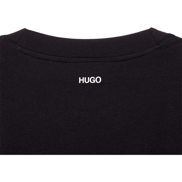 BOSS JERSEY DWEET T-SHIRT 50425762-001-BLACK