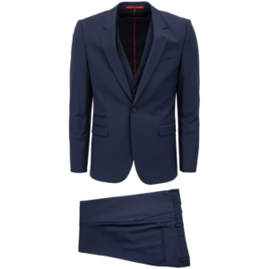 BOSS SUIT ARTI/HESTEN202V1  50427950-405-DARK BLUE