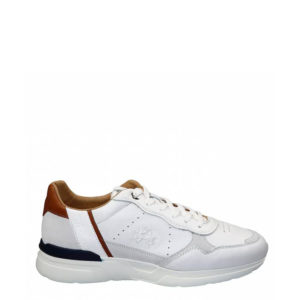 LA MARTINA SPORTS SHOES LFM201-092-1100 WHITE