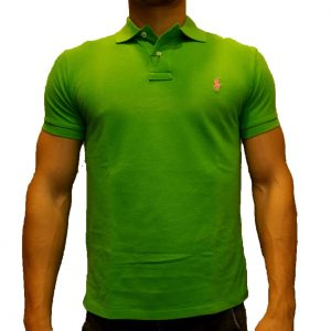 POLO RALPH LAUREN CLASSICS POLO 710680784084-GREEN