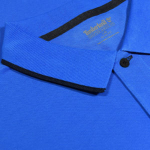 TIMBERLAND SLIM FIT POLO SHIRT A1KBS F42-BLUE