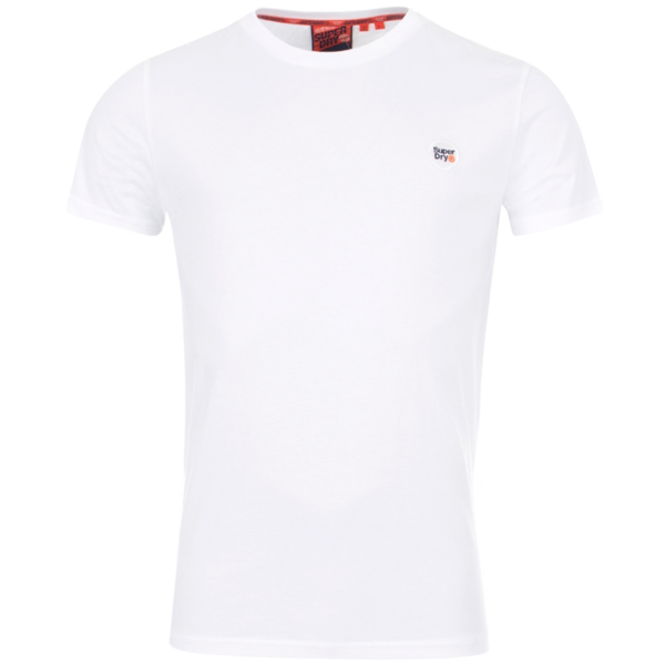 SUPERDRY COLLECTIVE TEE T-SHIRT M1010092A-01C-OPTIC