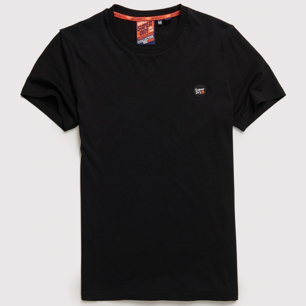 SUPERDRY COLLECTIVE TEE T-SHIRT M1010092A-02A-BLACK