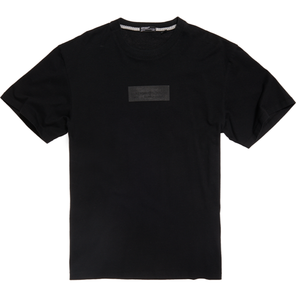 SUPERDRY SURPLUS GOODS BOXY GRAPHIC TEE T-SHIRT M1010112A-02A-BLACK