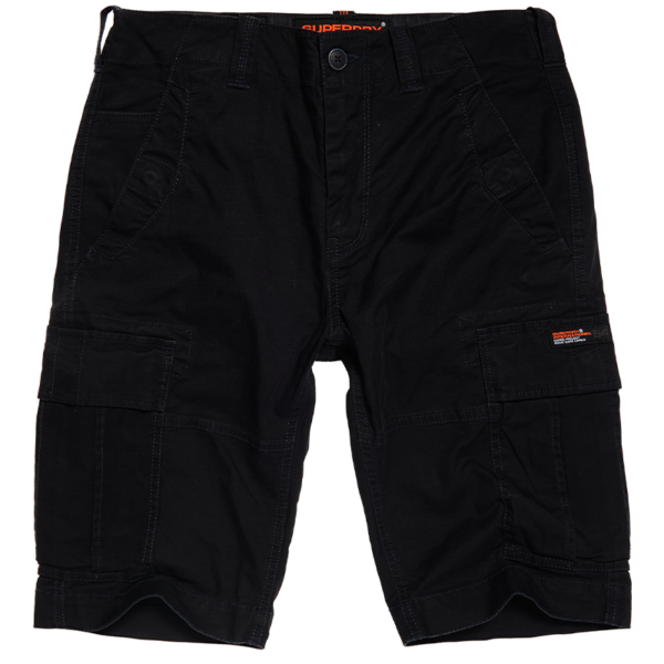 SUPERDRY CORE CARGO SHORTS M7110015A-56T-MIDNIGHT NAVY