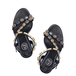 ASH GALAXY SOFT BRAZIL SHOES 2210308 BLACK