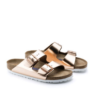 BIRKENSTOCK ARIZONA BS 0952093-METALLIC COPPER