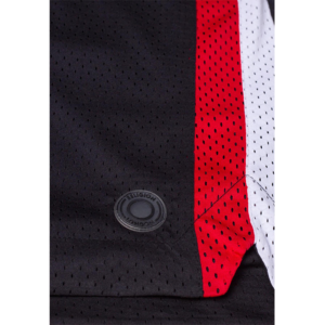 RELIGION COURT SHORTS 10TCUP11-BLACK/RED
