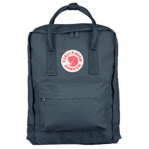 FJALLRAVEN KANKEN BACKPACK ΣΑΚΙΔΙΟ ΠΛΑΤΗΣ 23510-031-GRAPHITE