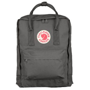 FJALLRAVEN KANKEN BACKPACK ΣΑΚΙΔΙΟ ΠΛΑΤΗΣ 23510-046-SUPER GREY