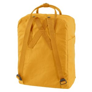 FJALLRAVEN KANKEN BACKPACK ΣΑΚΙΔΙΟ ΠΛΑΤΗΣ 23510-141-WARM YELLOW