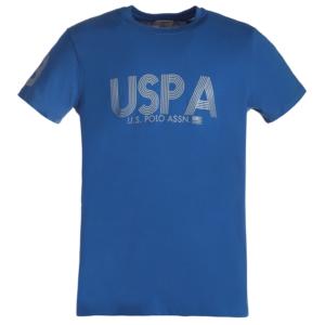 US POLO ASSN USPA LOGO TEE T-SHIRT 57197-49351-173-BLUE