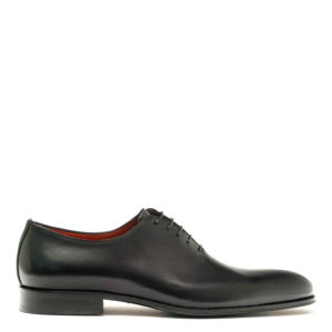 PERLAMODA MEN'S SHOES A106N-CRUST NERO