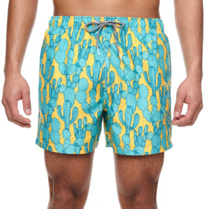 BOARDIES SWIM SHORTS FOR MEN DRY HEAT-MULTICOLOR