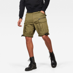 G-STAR RAW ROVIC RELAXED SHORT D08566-5126-724-SAGE