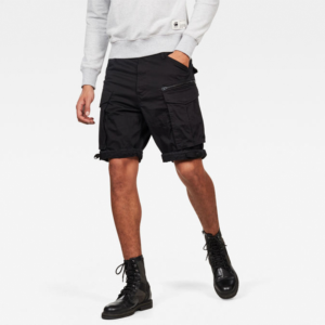 G-STAR RAW ROVIC RELAXED SHORT D08566-5126-990-BLACK