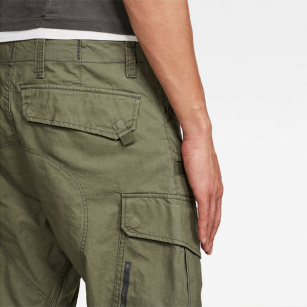G-STAR RAW DRONER RELAXED TAPERED CARGO PANTS D16211-9288-B111-WILD RONIC