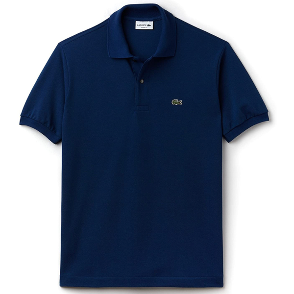 LACOSTE CLASSIC FIT POLO L1212-166-NAVY