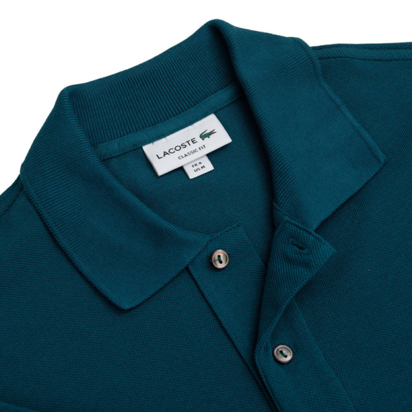 LACOSTE CLASSIC FIT POLO L1212-2S9-GREEN