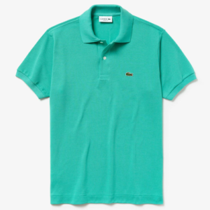 LACOSTE CLASSIC FIT POLO L1212-CJ1-AQUAMARINE