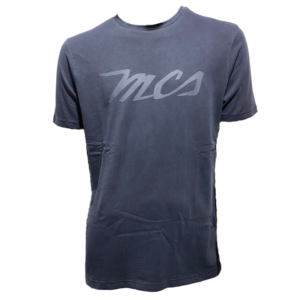 MARLBORO CLASSICS T-SHIRT SHORT SLEEVE MCS-M-T-02023-119-GREY NAVY