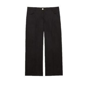 ELENA MIRO PANTS P054T0089W 12-BLACK