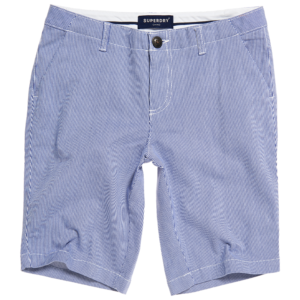 SUPERDRY CITY CHINO SHORT W7110007A-JKC-NAVY STRIPE