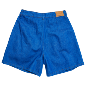 SUPERDRY DENIM A_LINE SHORT W7110018A-M6M-DENIM INDIGO RINSE