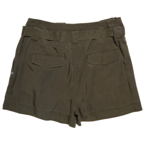 SUPERDRY DESERT PAPER BAG SHORTS W7110028A-GS0-BUNGEE CORD