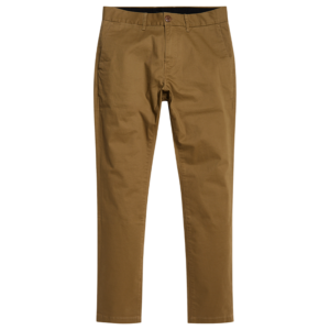 SUPERDRY EDIT CHINO PANTS M7010014A-7SR-COMBAT BROWN