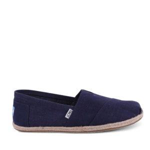 TOMS CLASSIC LINEN ROPE 10008553-NAVY