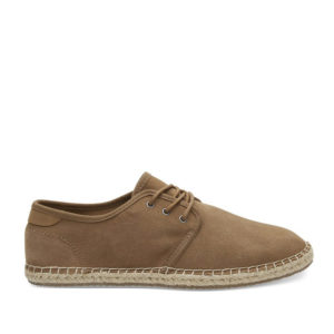 TOMS DIEGO SUEDE 10011604-TOFFEE