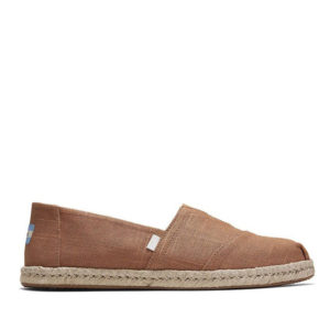 TOMS CLASSIC LINEN ROPE 10015010-ALMOND