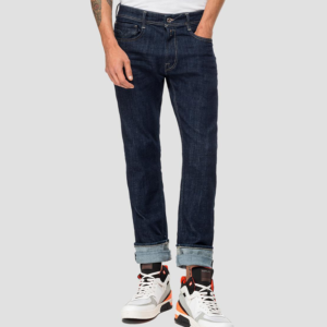 REPLAY COMFORT FIT ROCCO JEANS M1005.000.141 00-007-DARK BLUE